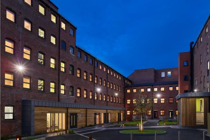 Private Student Halls Sheffield