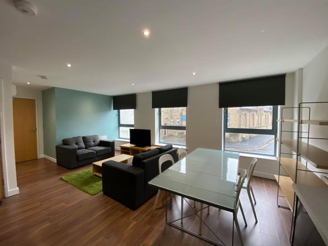 4 Bedroom Apartment<br>G06 Reflect, 19 Cavendish Street, Sheffield, City Centre, Sheffield S3 7ST
