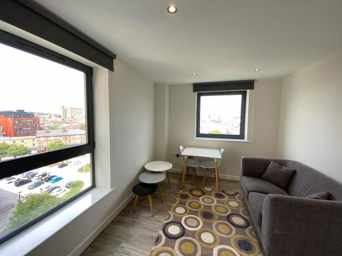 1 bedroom Student Accommodation Sheffield