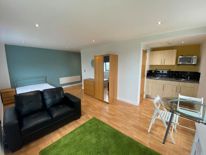 Student Apartment Sheffield