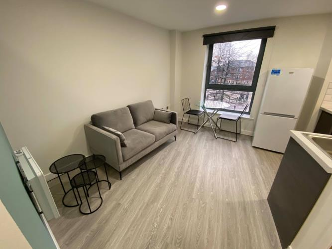 1 Bedroom Apartment, West One<br>G01 Reflect, 19 Cavendish Street, City Centre, Sheffield S3 7ST
