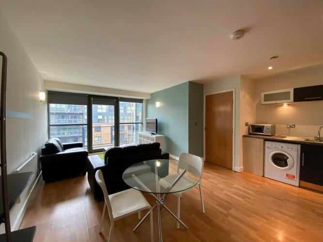 2 Bedroom Apartment, West One<br>503 Central, 12 Fitzwilliam Street, City Centre, Sheffield S1 4JN