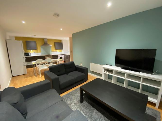 4 Bedroom Apartment, West One<br>G06 Space, 8 Broomhall Street, City Centre, Sheffield S3 7SY