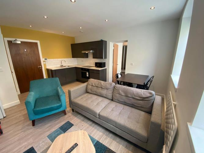 2 Bedroom Apartment<br>103 Huttons Building, 2 Orange Street, Sheffield, City Centre, Sheffield S1 4AQ