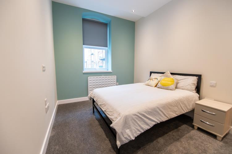 1 Bedroom Apartment, Huttons Buildings<br>146 West Street, City Centre, Sheffield S1 4ES