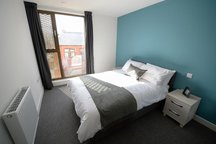 Awe Inspiring Student Apartment 2 Bedroom City Centre Sheffield Download Free Architecture Designs Embacsunscenecom