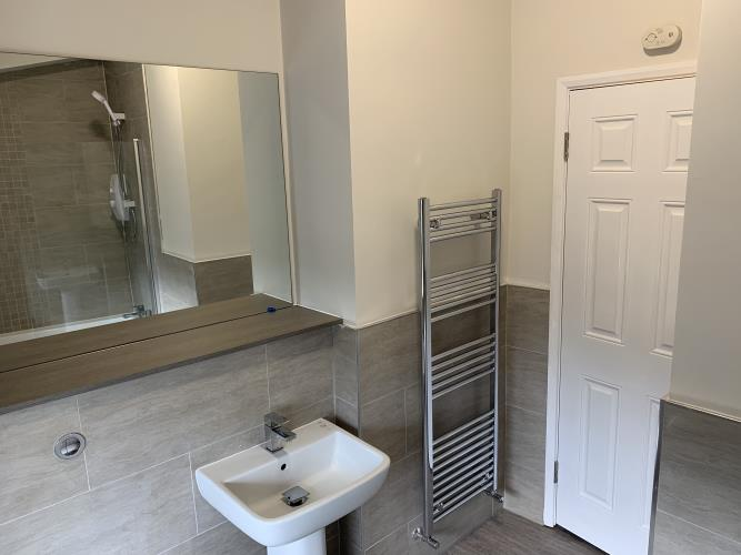 Newly refurbished luxury large 4 bedroom house<br>245 Crookesmoor Road, Crookesmoor, Sheffield S6 3FQ