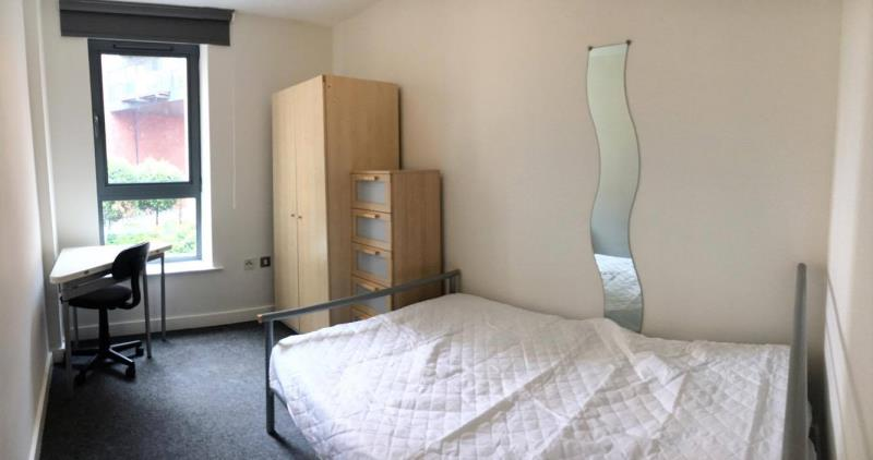 4 Bedroom Apartment<br>West One, 8 Broomhall Street, City Centre, Sheffield S3 7SY