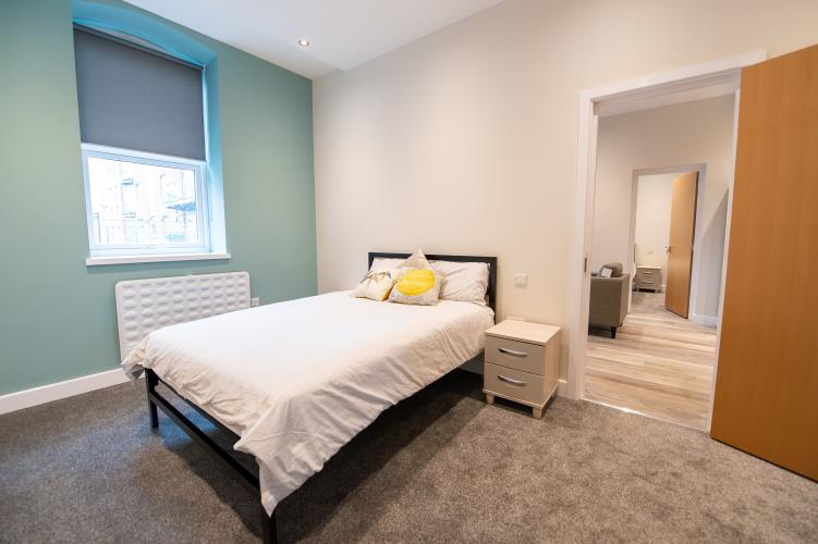 2 Bedroom Apartment, Huttons Buildings<br>146 West Street, City Centre, Sheffield S1 4ES