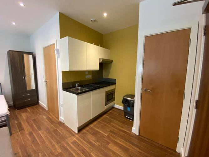 Superior Studio Apartment<br>LG12 Huttons Building, 146 West Street, City Centre, Sheffield S1 4ES