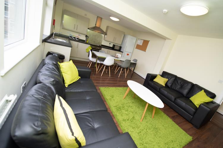 2 bedroom Student Accommodation Sheffield