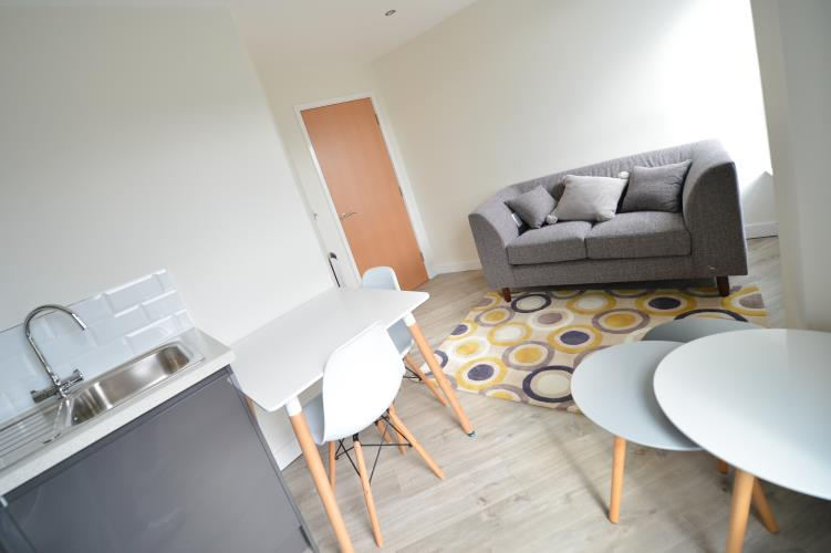 1 Bedroom Apartment<br>705 Cube, West One, City Centre, Sheffield S1 4JQ