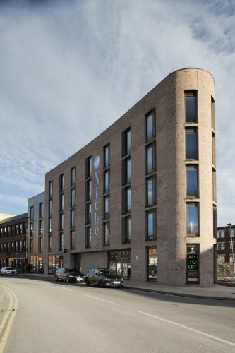 Studio, Niche Buildings<br>83 Sidney Street, City Centre, Sheffield S1 4AX