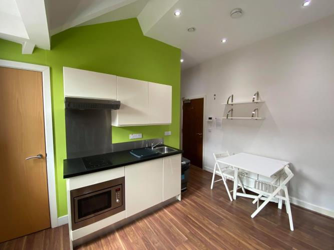 Standard Studio Apartment<br>39 Huttons Building, 146 West Street, City Centre, Sheffield S1 4ES
