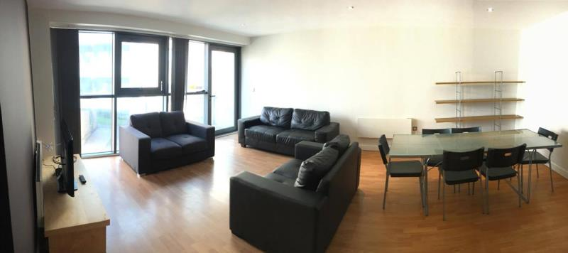 6 Bedroom Apartment<br>304 Space, West One, City Centre, Sheffield S3 7SY