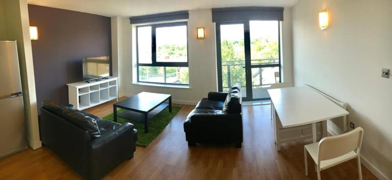 2 Bedroom Apartment<br>400 Aspect, West One, City Centre, Sheffield S1 4JN