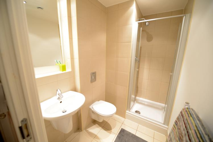 Studio Apartment<br>202 Space, West One, City Centre, Sheffield S3 7SW