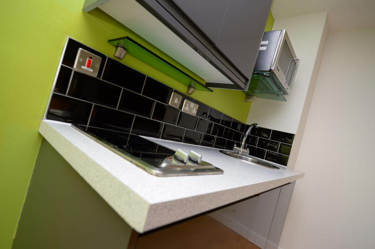 Studio Apartment<br>107 Cube, West One, City Centre, Sheffield S3 7SW