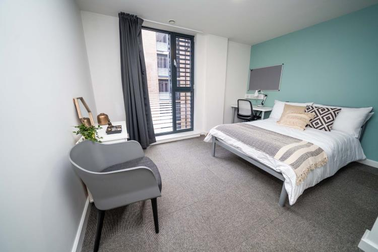 4 Bedroom, Gatecrasher Apartments<br>104 Arundel Street, City Centre, Sheffield S1 4TH