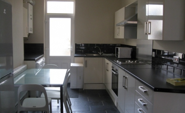 Student Accommodation Broomhall