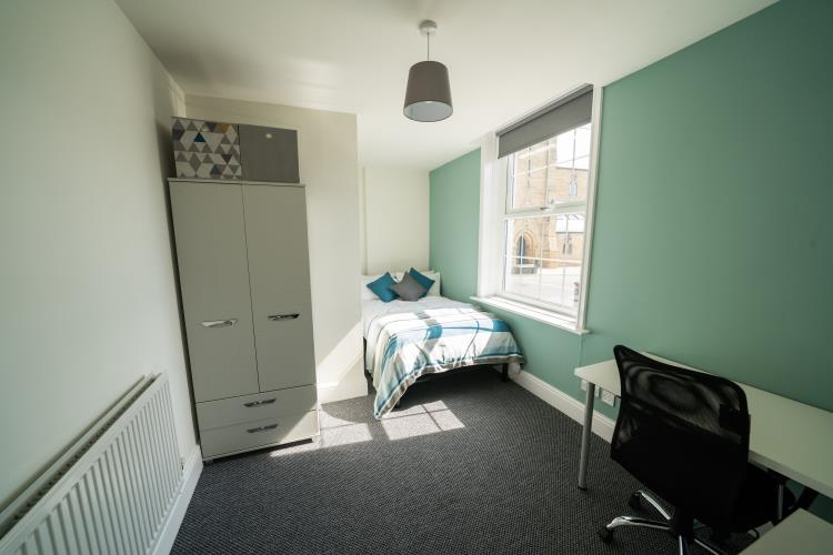3 Bedroom Apartment<br>210D Broomhall Street, Broomhall, Sheffield S3 7SQ