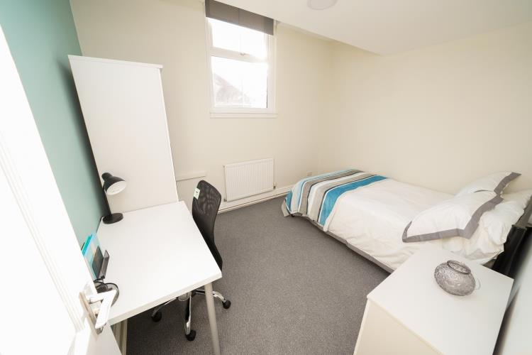 4 Bedroom Apartment<br>212 E Broomhall Street, Broomhall, Sheffield S3 7SQ