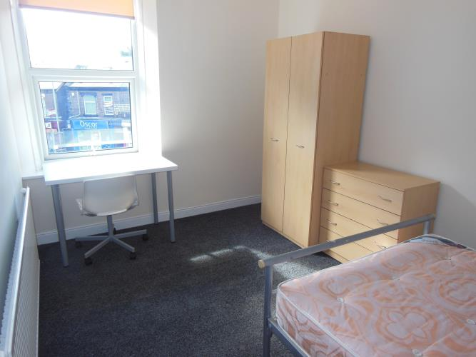 Large 7 bedroom duplex student apartment<br>180A Crookesmoor Road, Crookesmoor, Sheffield S6 3FS