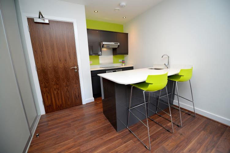 Deluxe Studios, Porterbrook Apartments<br>7-9 Pear Street, Ecclesall Road, Sheffield S11 8JF