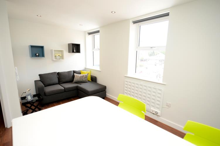 1 Bedroom Porterbrook Apartments<br>7-9 Pear Street, Ecclesall Road, Sheffield S11 8JF