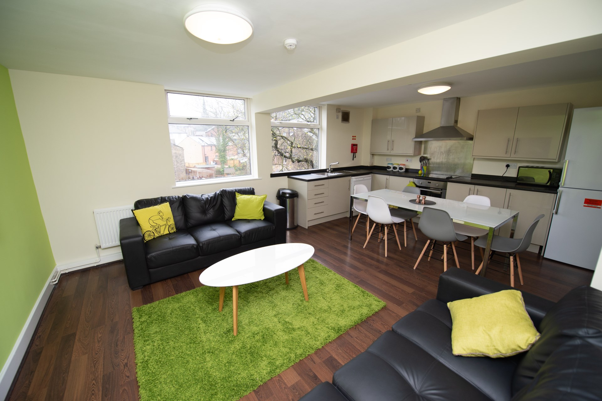 Student Apartments Ecclesall Road Sheffield