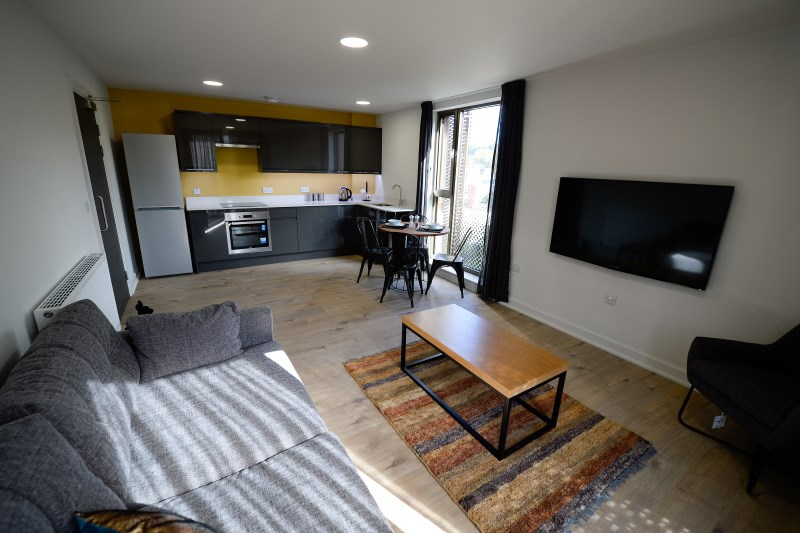 Accommodation Sheffield Hallam University