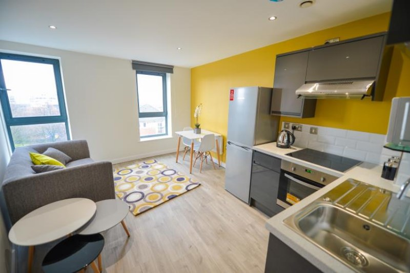 West One Student Accommodation Sheffield